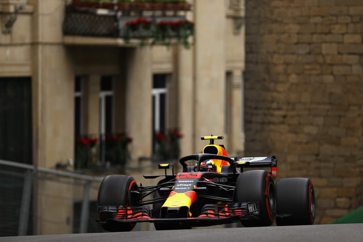 Formula 1 Azerbaijan Grand Prix preview