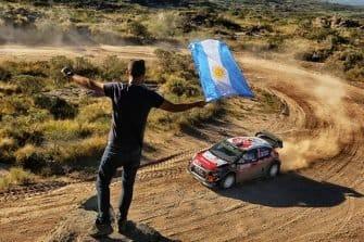 Kris Meeke - Rally Argentina