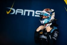 Nicholas Latifi has been confirmed to race for DAMS in 2018