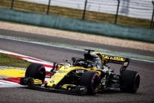 Nico Hulkenberg was sixth fastest on Friday afternoon