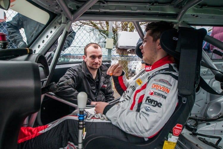 Ollie Pidgley - Excelr8 Motorsport