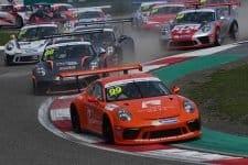 Philip Hamprecht - Porsche Carrera Cup Asia