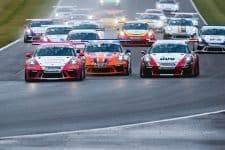 Porsche Carrera Cup GB - Donington Park - Round 3