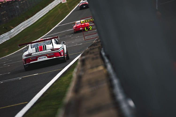 Seb Perez - Amigos Team Parker Racing - Brands Hatch Indy - 2018 Porsche Carrera Cup GB