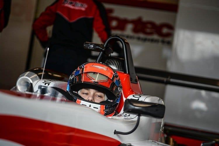 Petru Florescu - Fortec Motorsports
