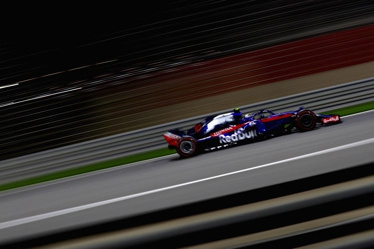 'Gasly's P4 made a man out of him'