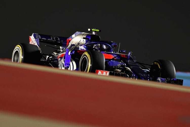 Pierre Gasly gave Honda their best result in F1 since they returned to F1 in 2015