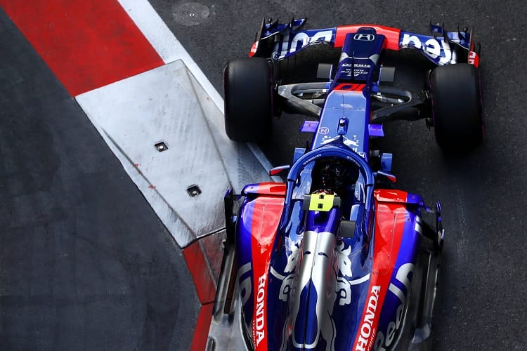 Hartley Apologises for 'Scary' Incident with Gasly