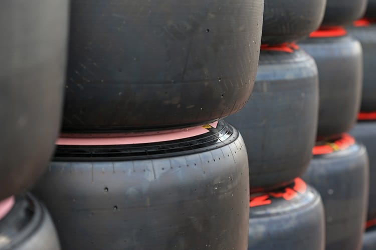 Pirelli's tyre treads for the Spanish, French and British Grand Prix will be 0.4mm thinner