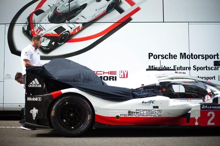 Porsche LMP1 Team