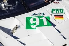 Porsche had a very successful Prologue, taking a one-two in Pro and Am.