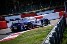 Raffaele Marciello was quickest overall on Friday