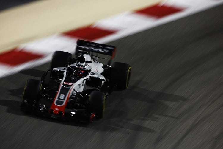 The FIA were unhappy with the way Grosjean's car shedded bodywork in Bahrain
