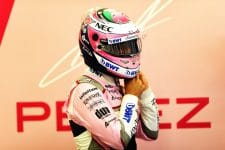 Sergio Perez is seeking his first points of 2018 this weekend