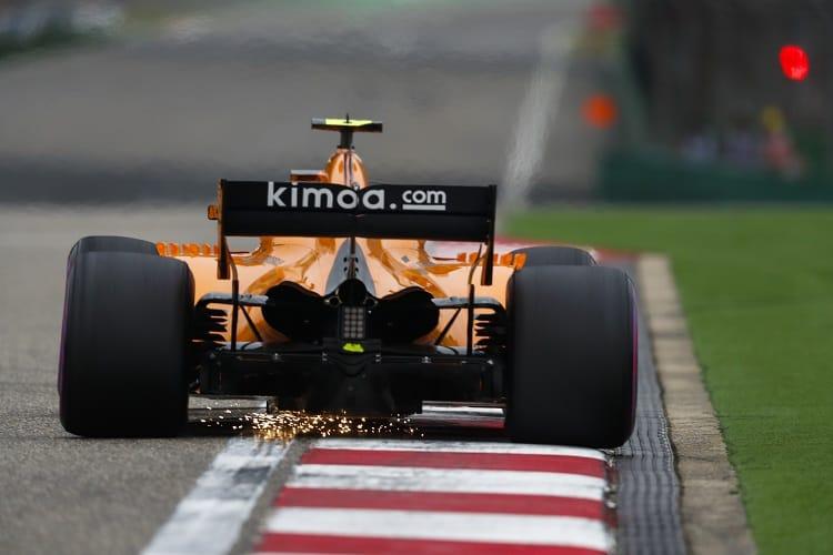 Stoffel Vandoorne - McLaren F1 Team