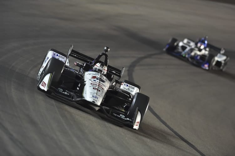 Rahal Letterman Lanigan Racing Left Frustrated After Tough