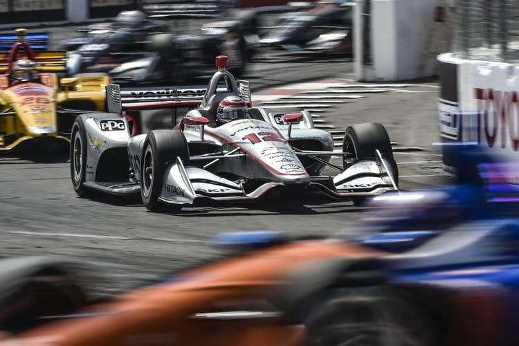 """Will Power hails Alexander Rossi as """"the person to beat ..."""