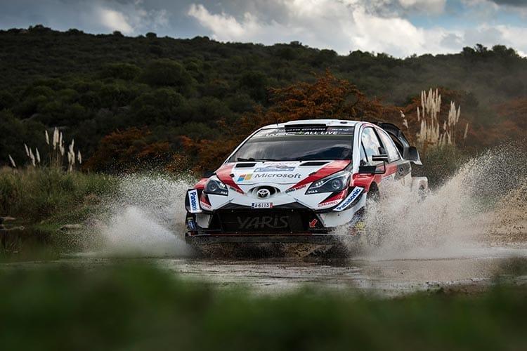 Ott Tänak - Rally Argentina 2018