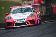 Tio Ellinas - Porsche Carrera Cup GB