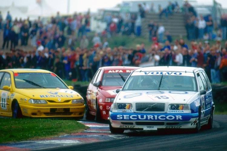 Iconic Volvo 850 Estate And Rydell Confirmed For Silverstone Classic