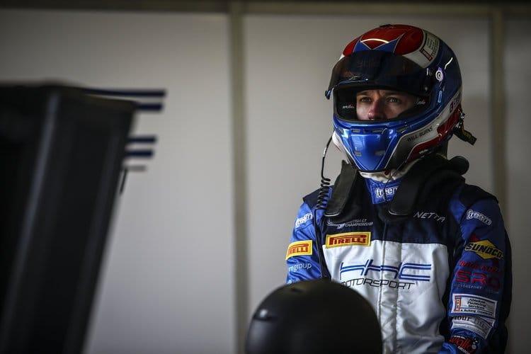 Will Burns HHC Motorsport Ginetta G55 GT4