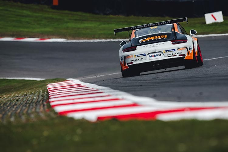 Tom Wrigley - Porsche Carrera Cup GB
