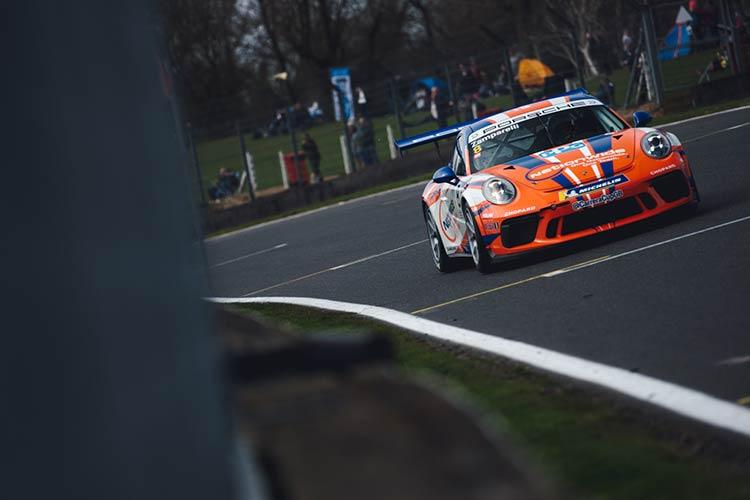 Dino Zamparelli - Porsche Carrera Cup GB
