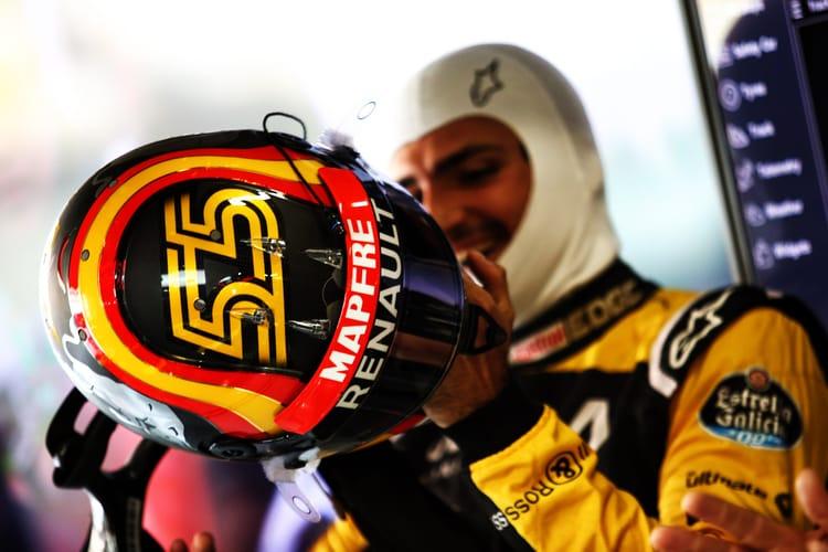 Carlos Sainz Jr. - Renault Sport - Chinese GP