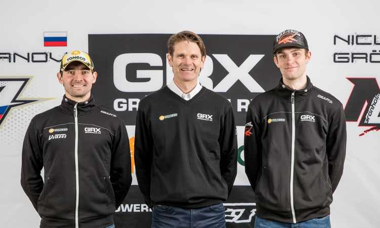 Grx Taneco Team Ready To Challenge In World Rx The