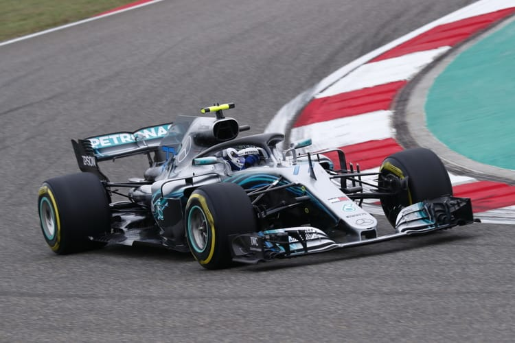Valtteri Bottas thought Mercedes could fight for pole