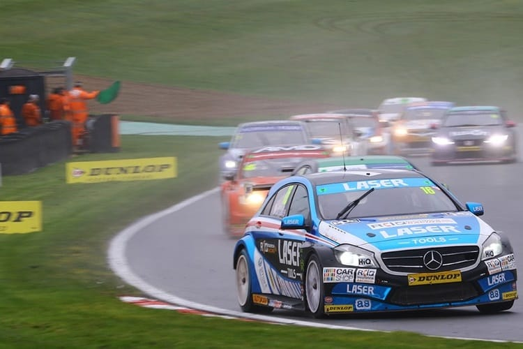Aiden Moffat Looking Forward To Positive Results At Donington Park The Checkered Flag