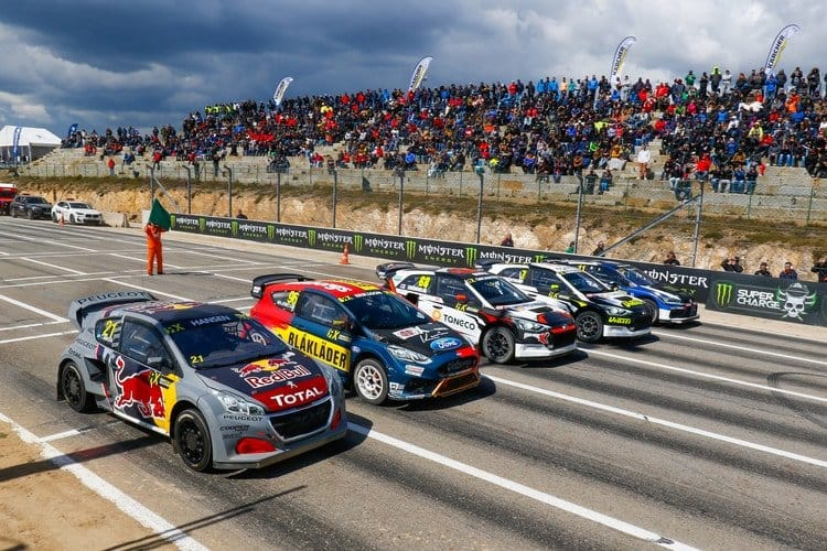 2018 world rx of belgium grid draw confirmed the checkered flag. Black Bedroom Furniture Sets. Home Design Ideas