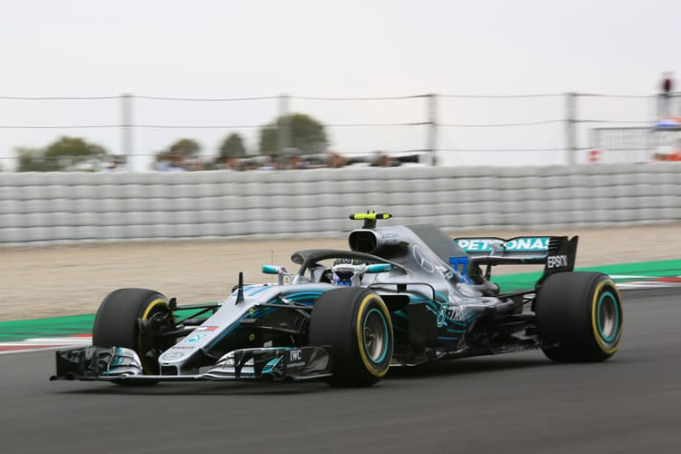 Bottas Aiming For Strong Points Finish Admits He Has Quot Some Catching Up To Do Quot In Championship