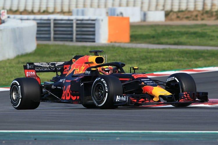 Jake Dennis, 2018 F1 test