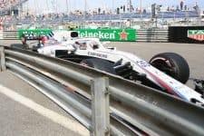 Sergey Sirotkin - Monaco GP - 2018