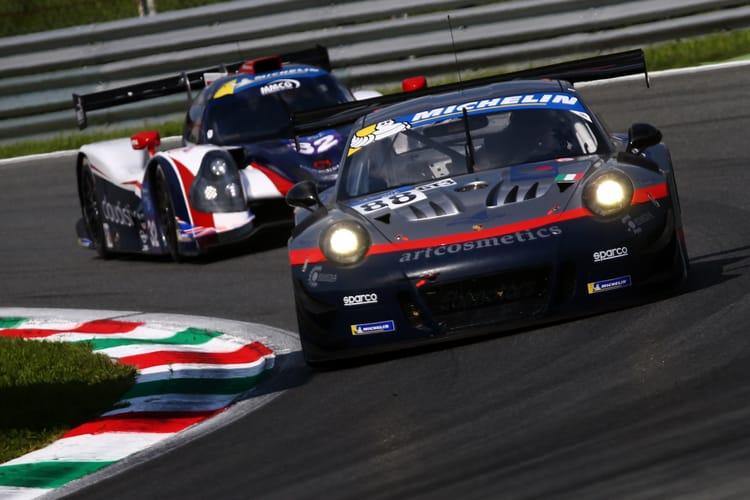 #88 Paolo Venerosi / Alessandro Baccani EBIMOTORS ITA Porsche 911 GT3 R