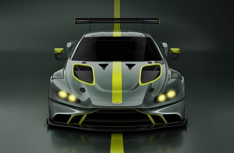 Aston Martin have revealing their new Vantage GT3 and GT4 that will be homologated for racing March 1st, 2019