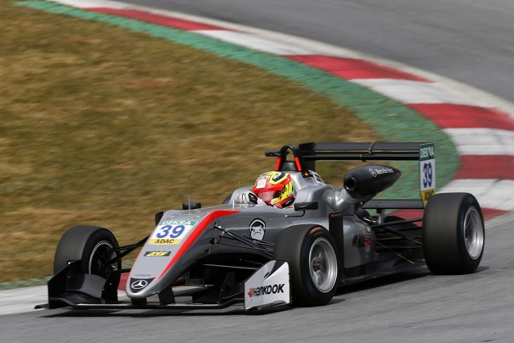 Alex Palou - Hitech Grand Prix