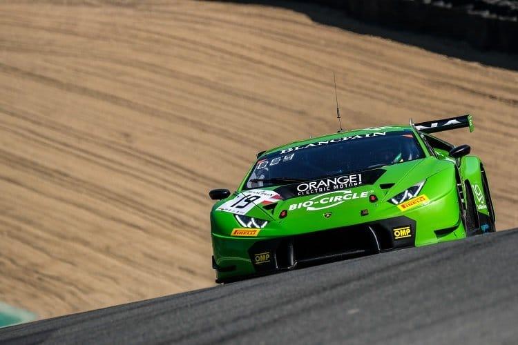 Andrea Caldarelli/Ezequiel Pérez Companc - Grasser Racing
