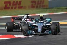 Valtteri Bottas - FP1 - Spanish Grand Prix