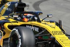 Carlos Sainz Jr. - Renault Sport Formula One Team
