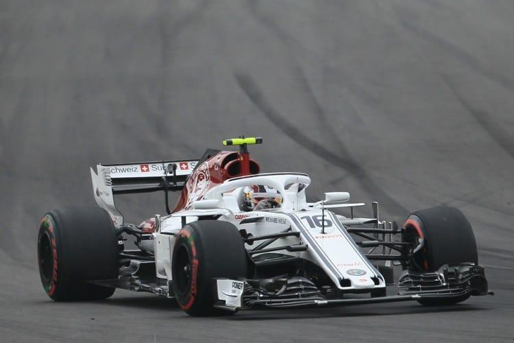 Charles Leclerc - Alfa Romeo Sauber F1 Team