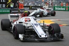 Charles Leclerc / Marcus Ericsson - Alfa Romeo Sauber F1 Team