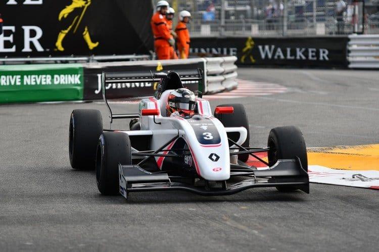 Charles Milesi - R-ace GP