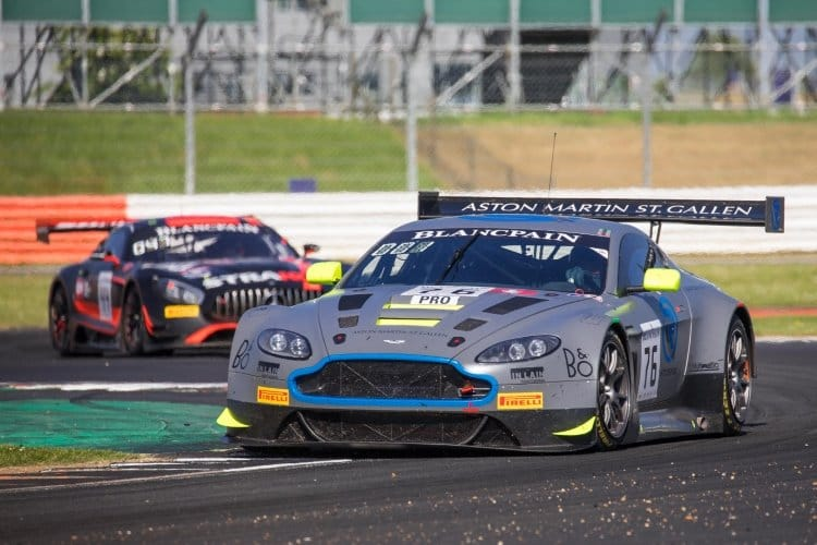 R-Motorsport Aston Martin Take Victory At Silverstone - The ...
