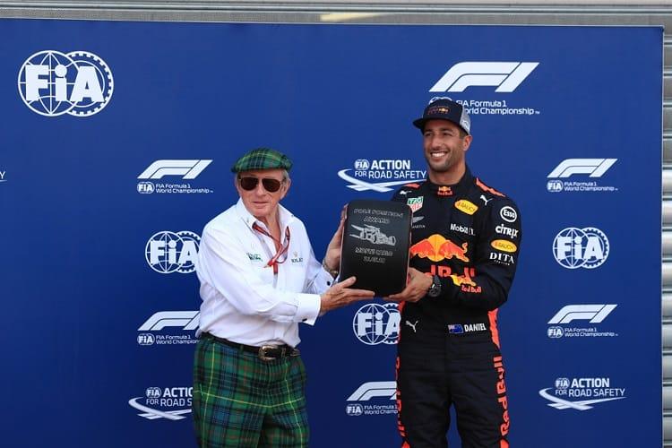 Daniel Ricciardo - Aston Martin Red Bull Racing