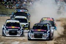Andreas Bakkerud / Mattias Ekström - EKS Audi Sport