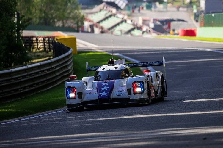 Mini Cup Race Car >> LMP1 DragonSpeed to Race Le Mans - The Checkered Flag