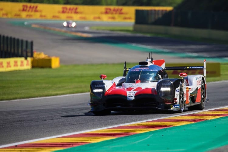 Toyota on Top at Spa as Ford take the Glory in GTE Pro - The Checkered Flag