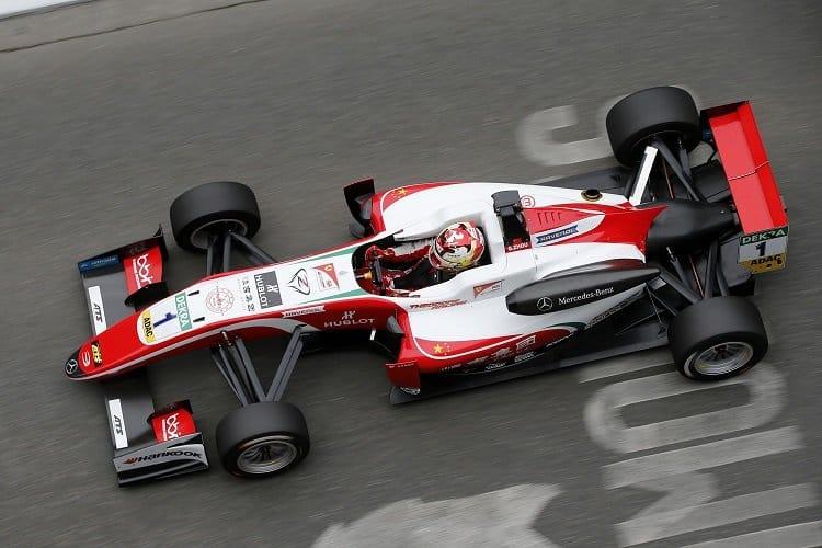 Guan Yu Zhou - Prema Theodore Racing